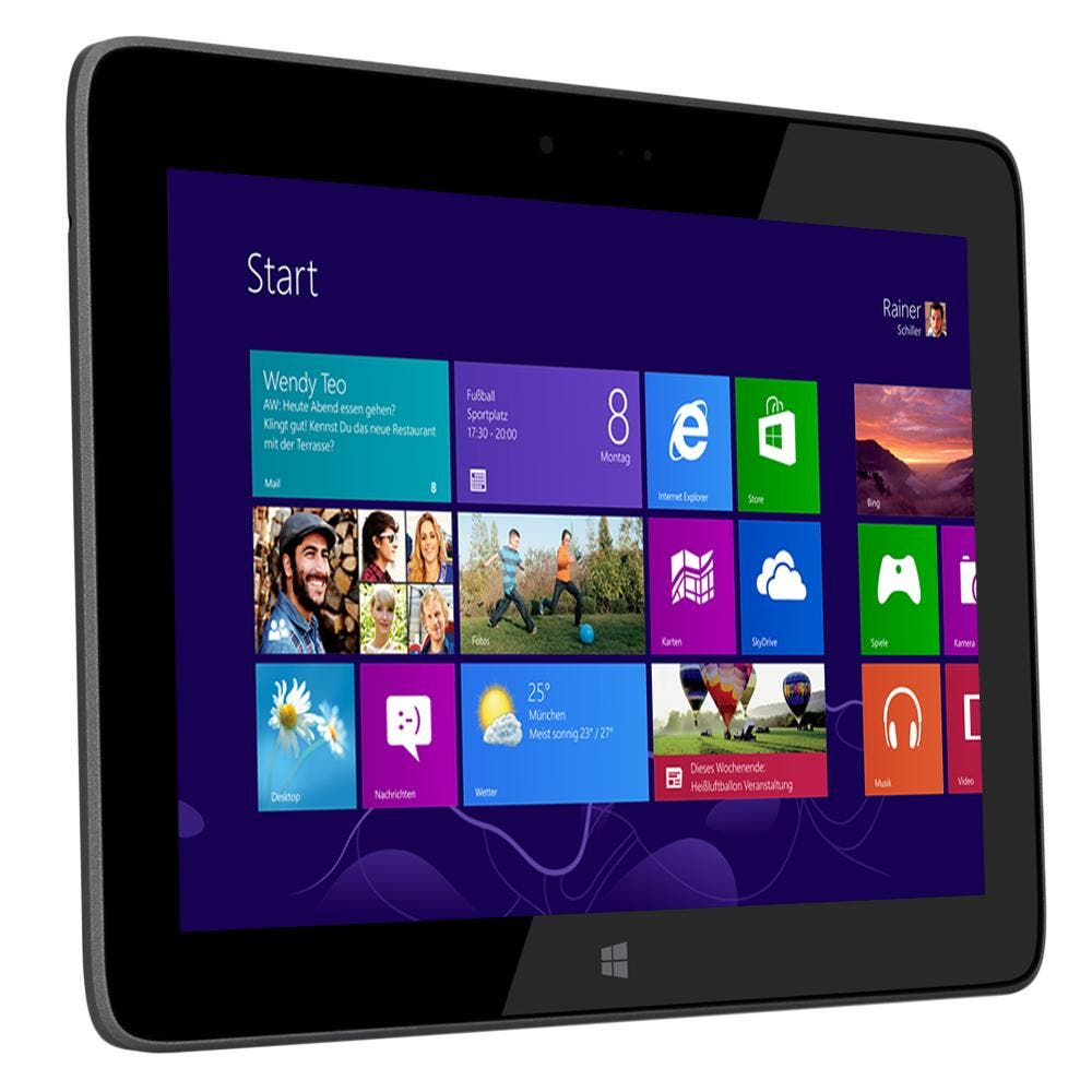Windows 8.1: HP Omni 10 Quadcore-Tablet mit Full-HD-Display ab Anfang November für 399 Euro