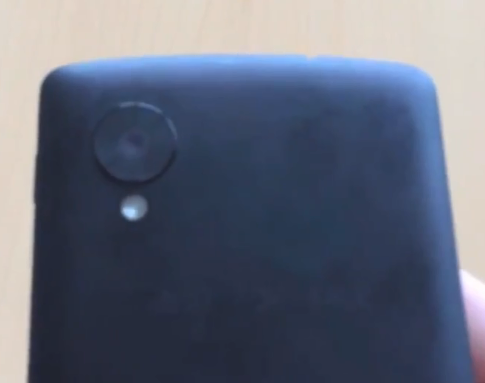 Nexus 5 und Android 4.4 Kitkat im ersten Hands-on-Video