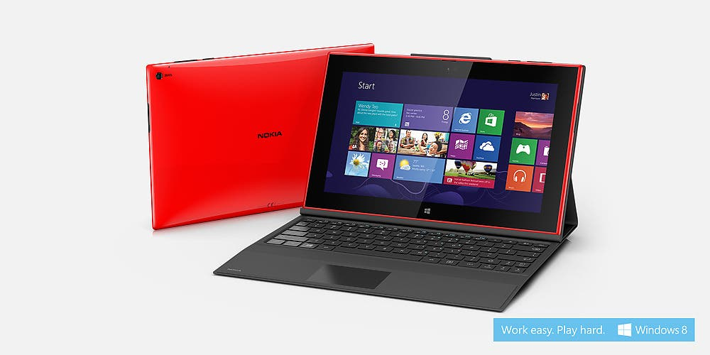 Nokia Illusionist: Kommt ein 8-inch Windows RT-Tablet der Finnen?