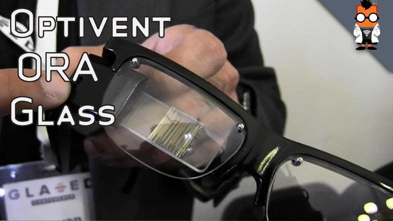Optinvent ORA Glass – Budget-Alternative zu Google Glass [Video]