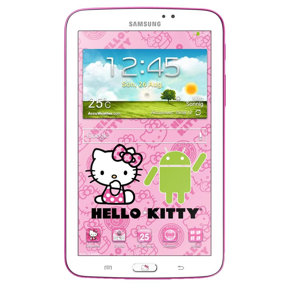 Samsung Galaxy Tab 3 7.0 kommt als Hello Kitty Edition | Mobilegeeks.de