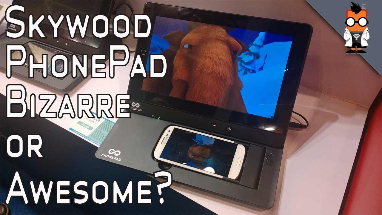 Skywood PhonePad Teaser