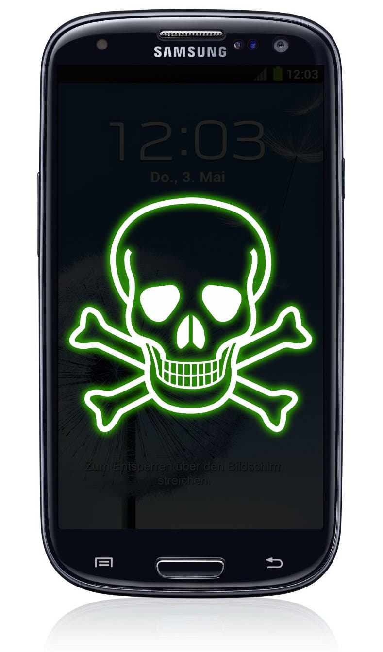 """Sudden Death"" reloaded in China: Samsung bietet Galaxy S3- & Note 2-Besitzern Gratis-Reparatur"