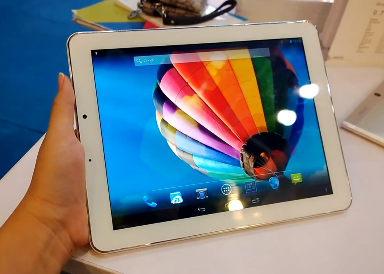 Video: Kente K97 – Günstiges 9,7inch Tablet mit Samsung Exynos 5 Octacore im Hands-on