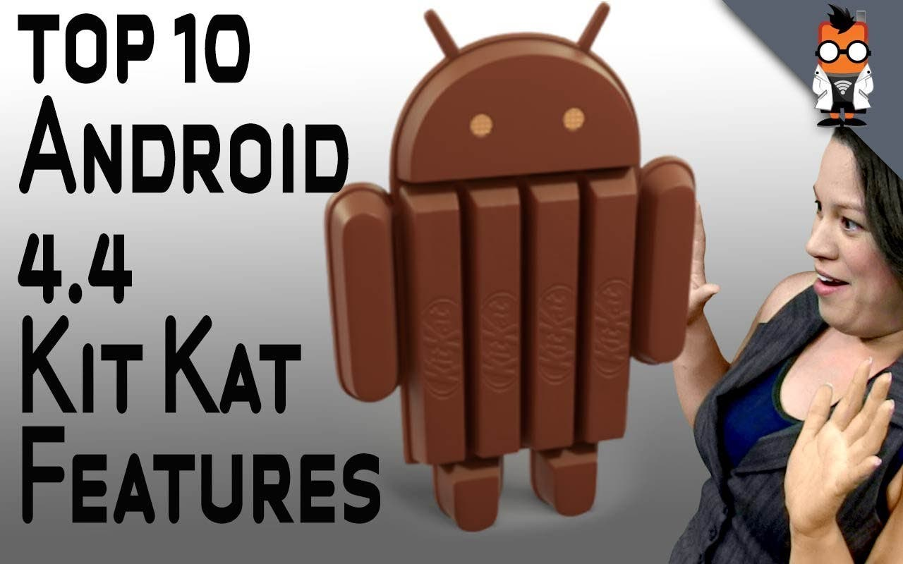 Android 4.4 Kitkat Top 10
