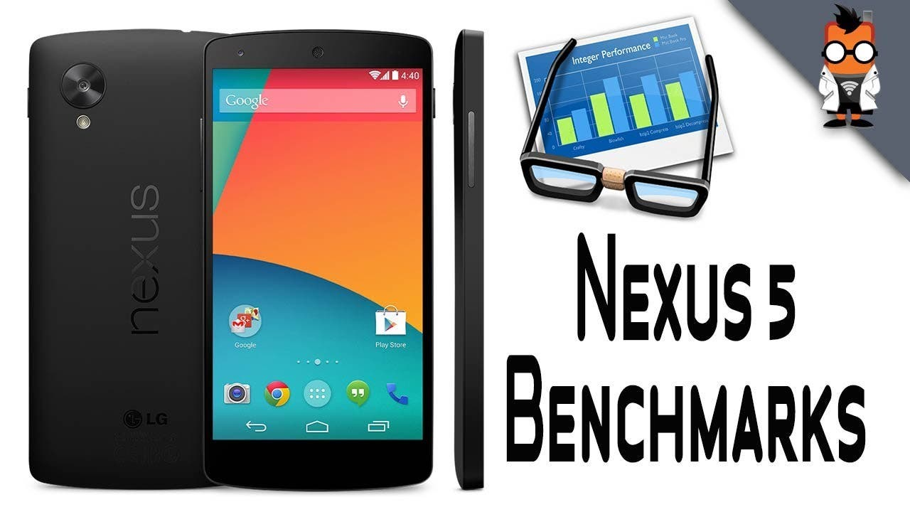 [Video]Benchmark-Vergleich: Nexus 5 vs iphone 5S vs Galaxy Note 3 vs LG G2