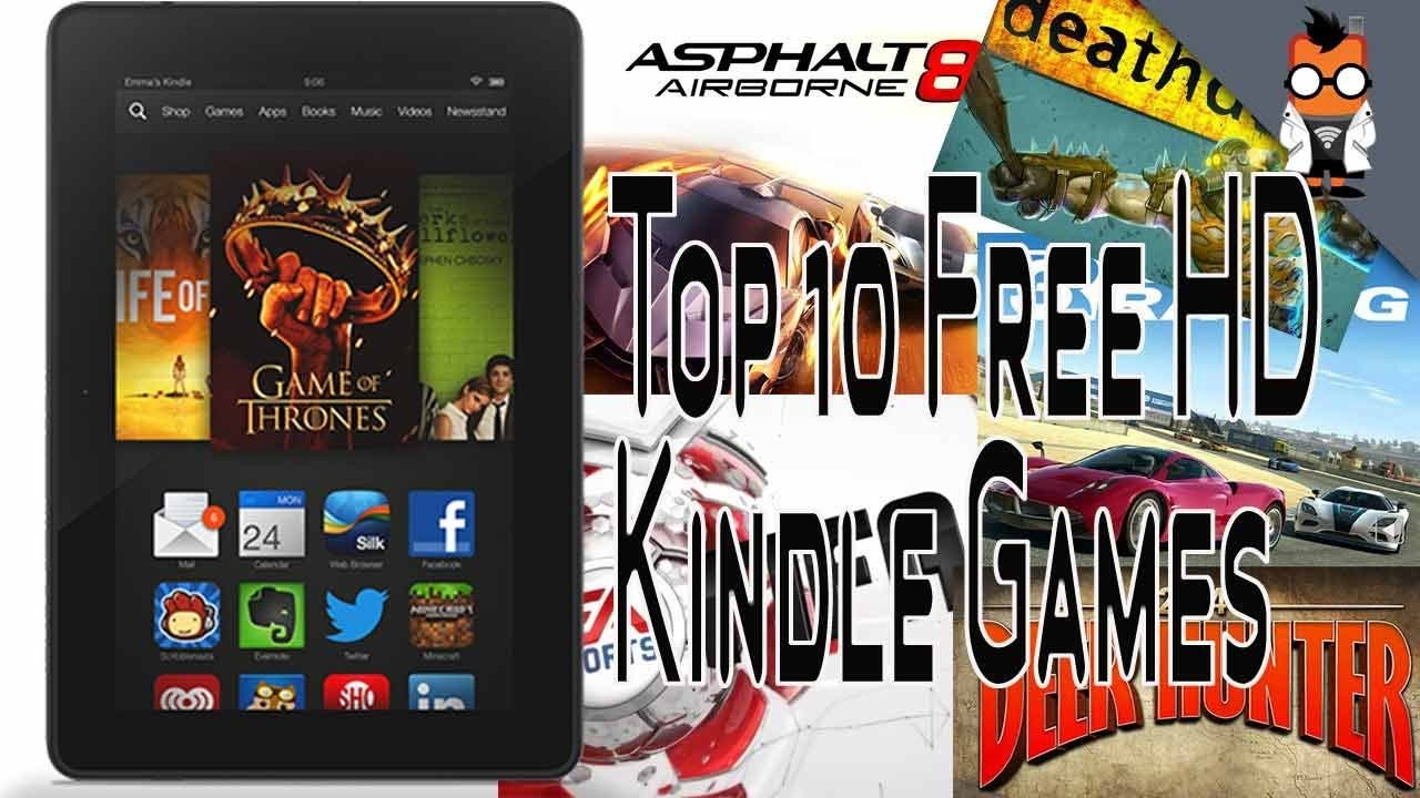 kostenlose Kindle Fire Games