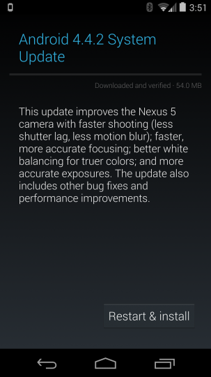 Android 4.4.2 Kitkat Rollout