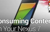Nexus 7 Media Tablet