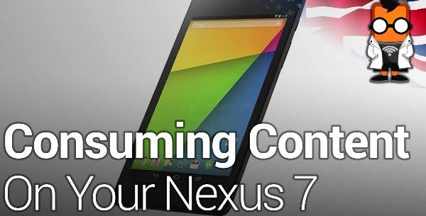 How-To – Nexus 7 zum ultimativen Media Tablet machen