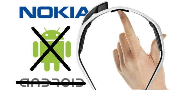 Nokia Android Smart Glasses