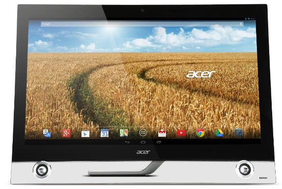 CES 2014 – Acer bringt High-End AIO-PCs mit Android, Tegra 4 oder Snapdragon 600 Quadcores