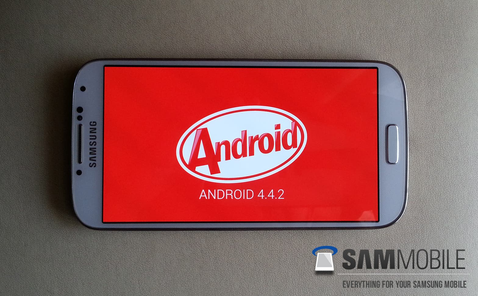 Android 4.4.2 Test-Firmware für Samsung Galaxy S4