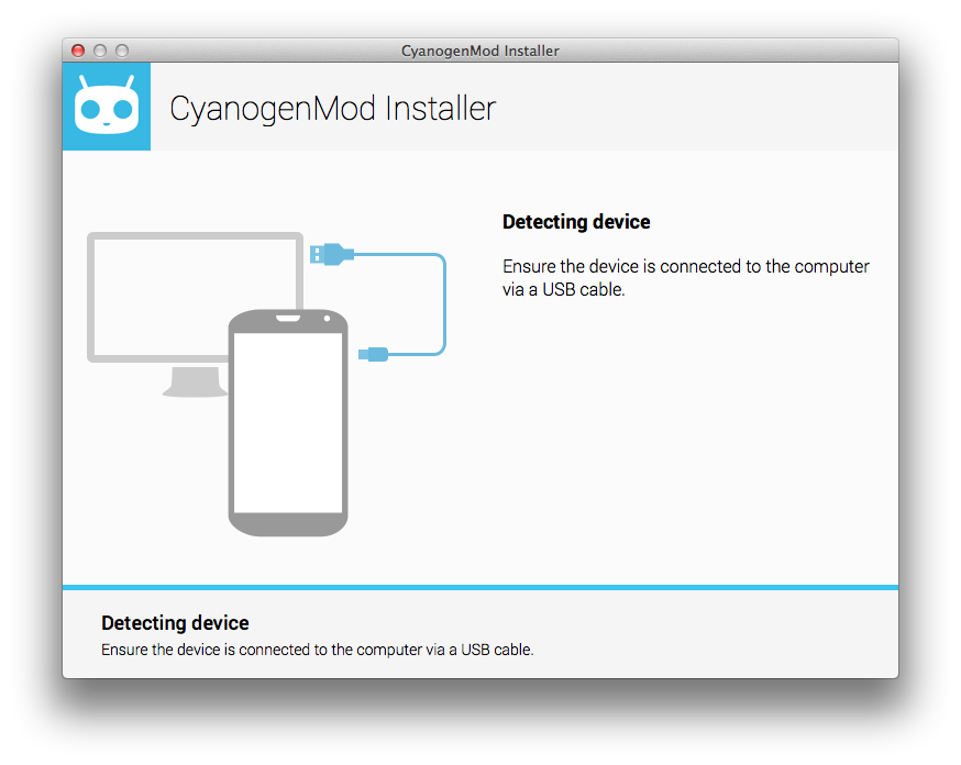 CyanogenMod Installer Mac OS X