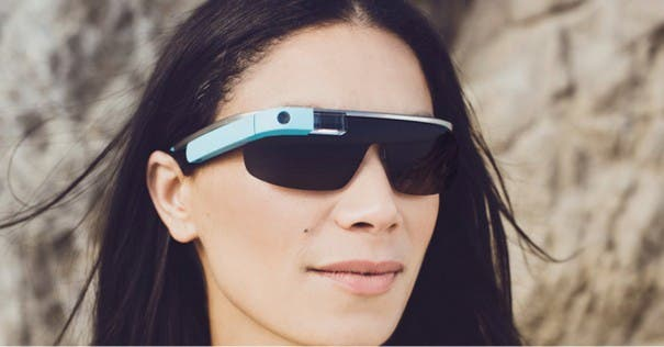 Google Glass Active