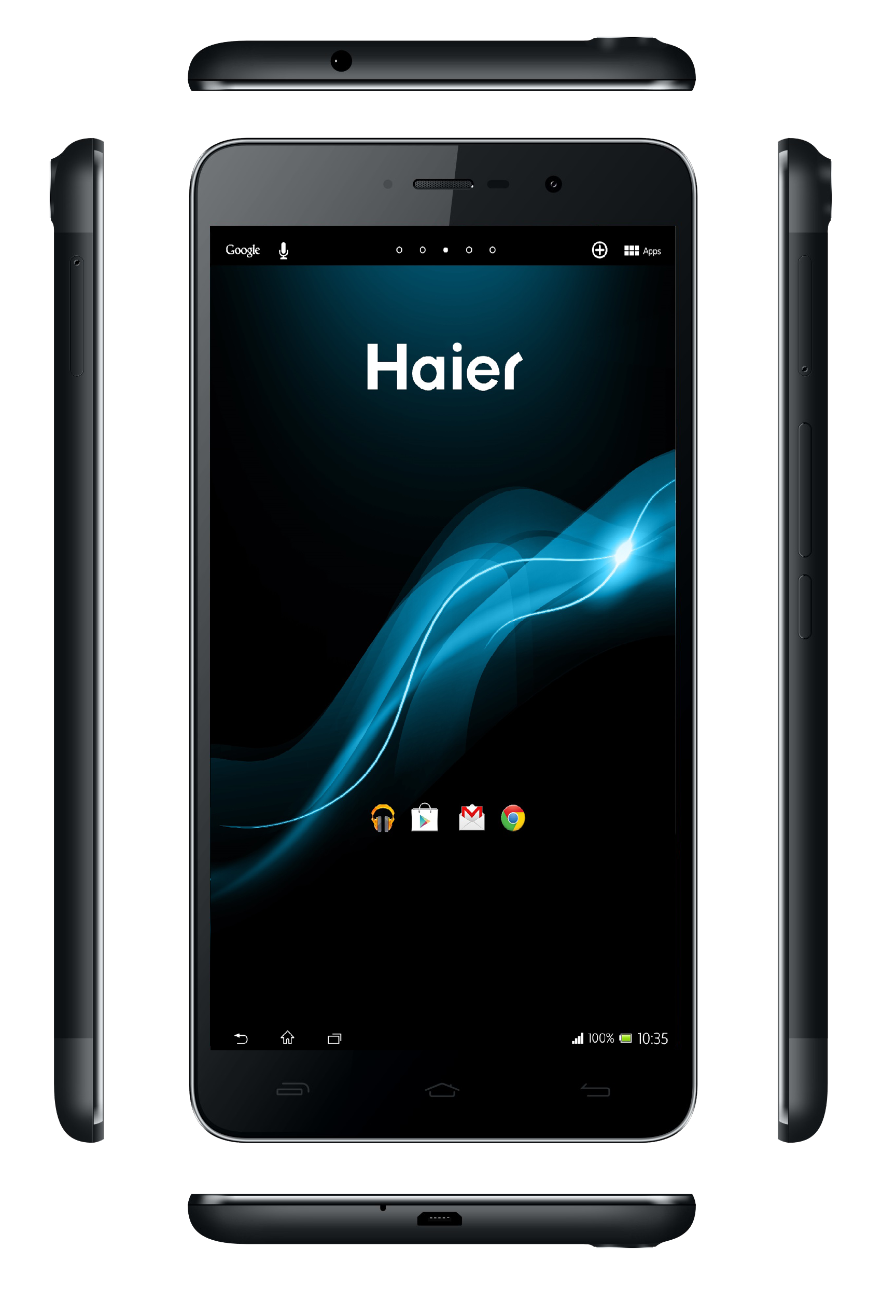 Haier H6000_Front