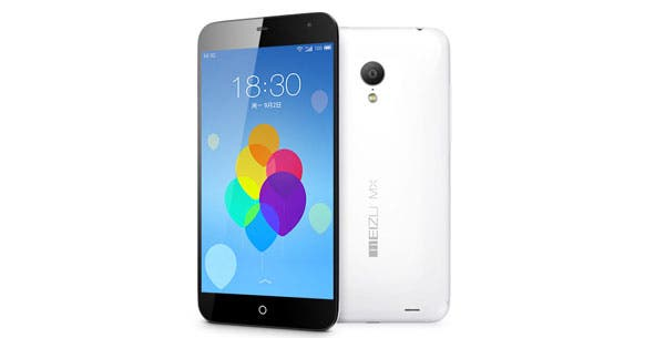 CES 2014: Meizu MX3 Smartphone mit Octa-Core im Hands-on-Video