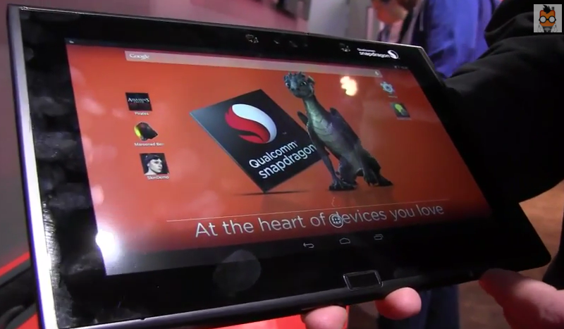 Qualcomm Snapdragon 805 Referenz Tablet