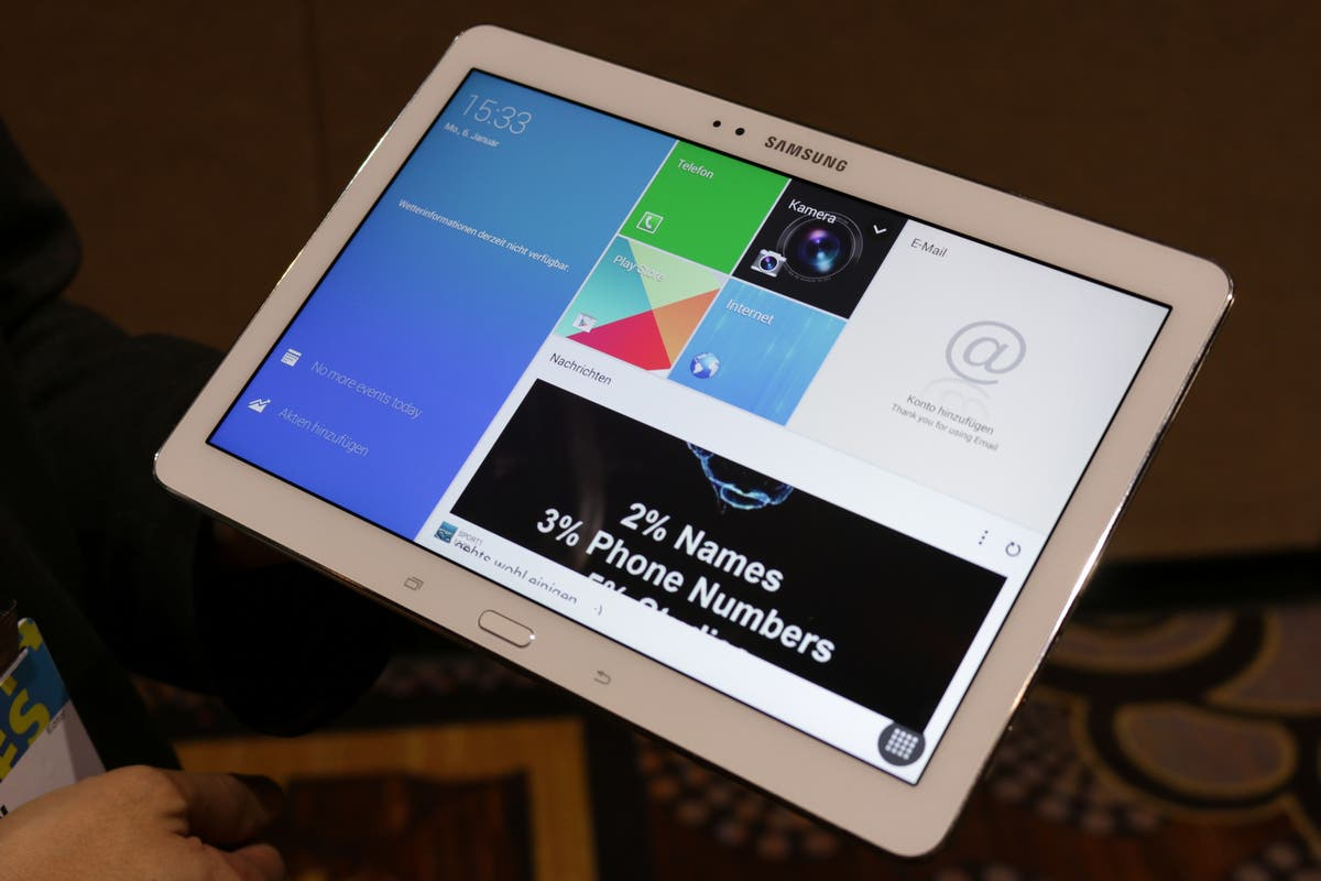 CES 2014: Samsung Galaxy Tab PRO 10.1 im Hands-on | Mobilegeeks.de