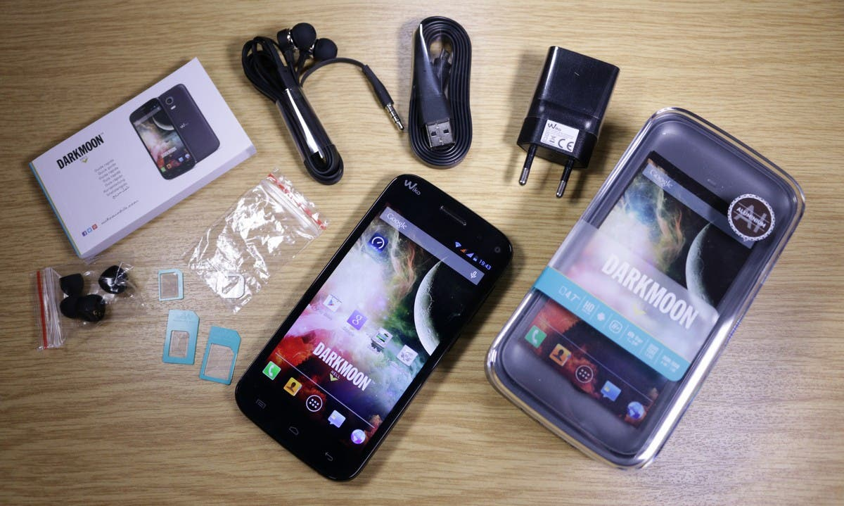 wiko darkmoon unboxing 002
