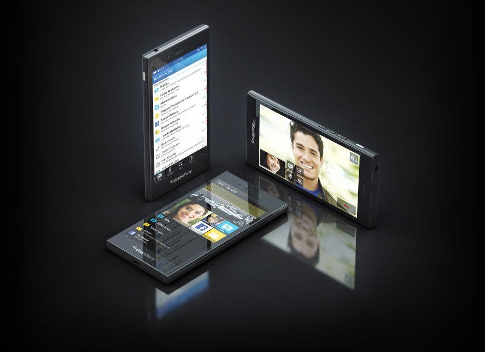 BlackBerry Z3 (multiple devices)