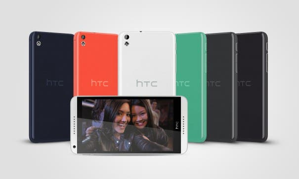 HTC Desire 816 All Colors