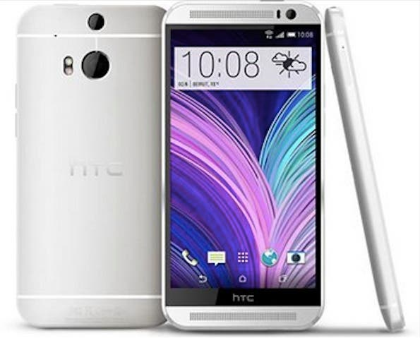 HTC One 2 Press