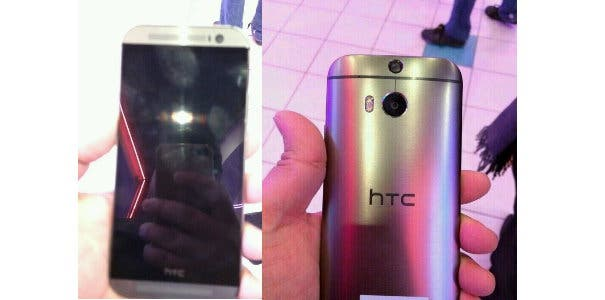 HTC One 2 Titel Leak