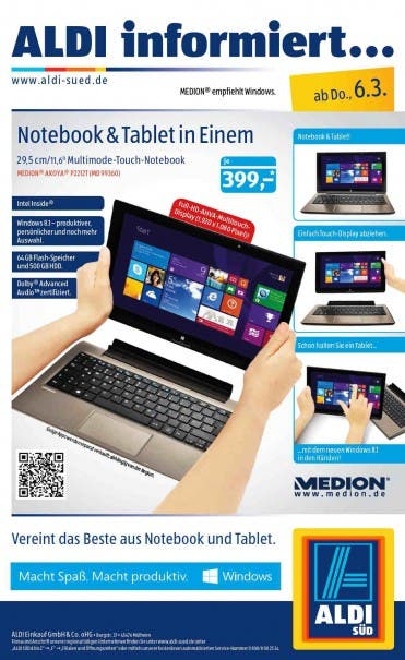 Medion-Akoya-P2212T-MD-99360-Convertible-Notebook-Tablet