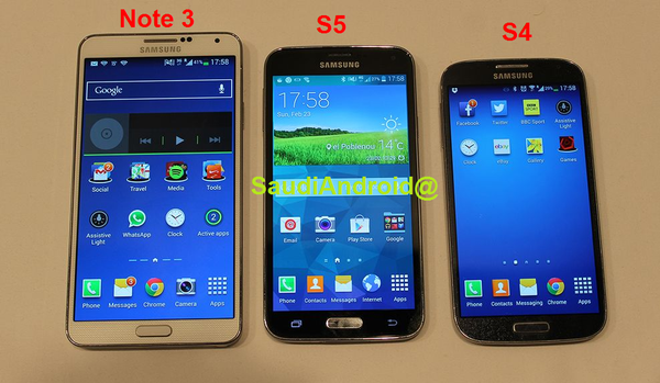 Samsung Galaxy S5 Leak 09