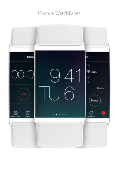 Apple iWatch Concept 6