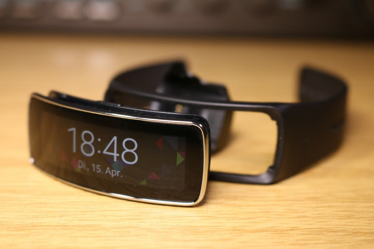 Samsung Gear Fit Unboxing 0006
