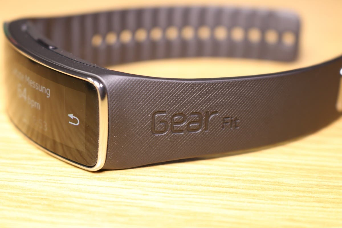 Samsung Gear Fit Unboxing 0012