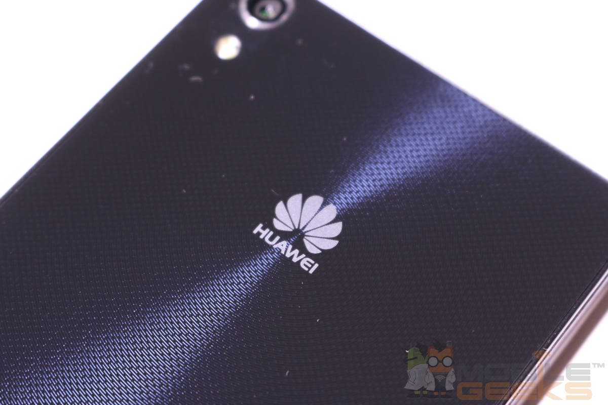 Huawei Ascend P7 Hands on 0007
