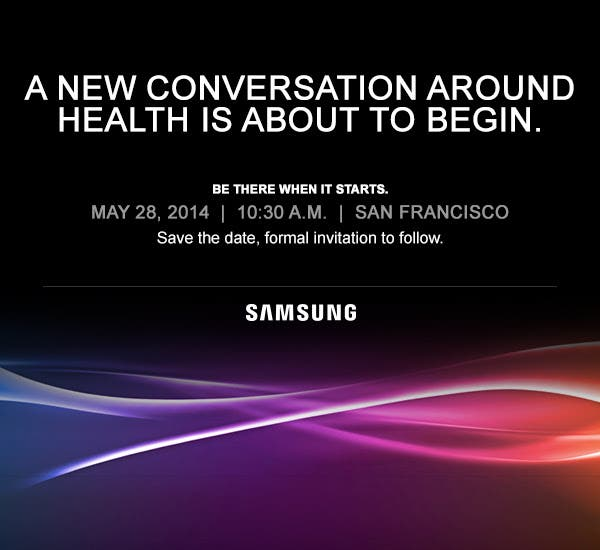 samsung health-event