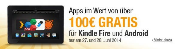 Amazon App Shop 32 Apps gratis