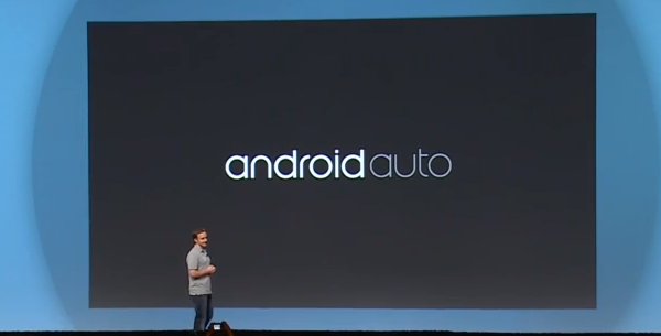 Google I/O: Android Auto offiziell vorgestellt