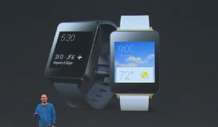 LG G Watch Keynote