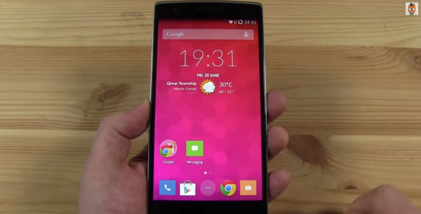 OnePlus One Hands on Titel