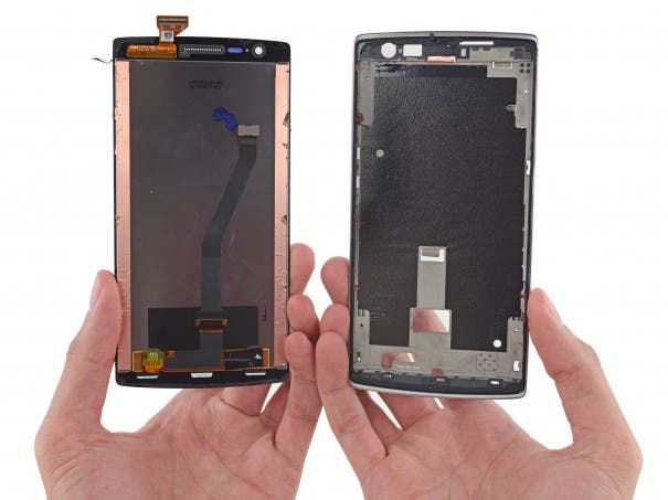 oneplus one teardown 5