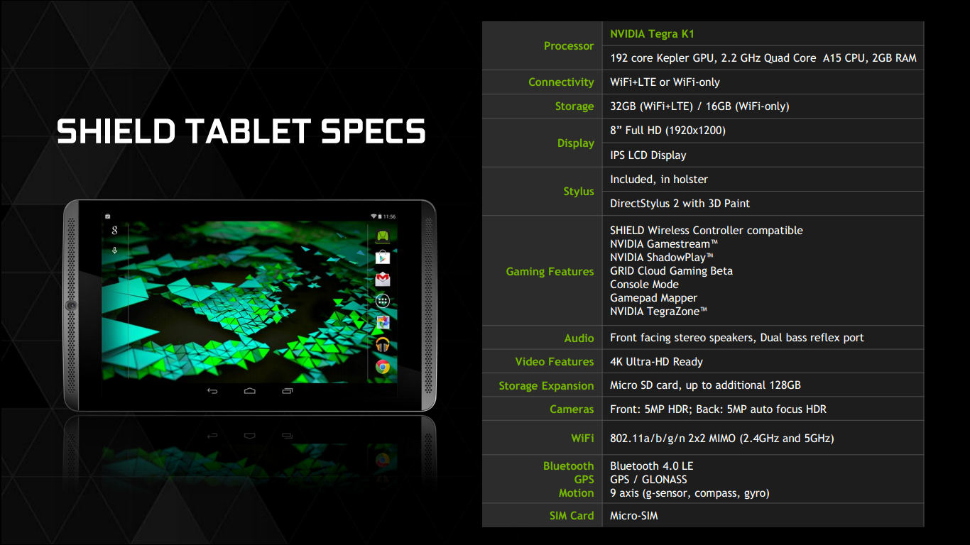 NVIDIA Shield Tablet 05