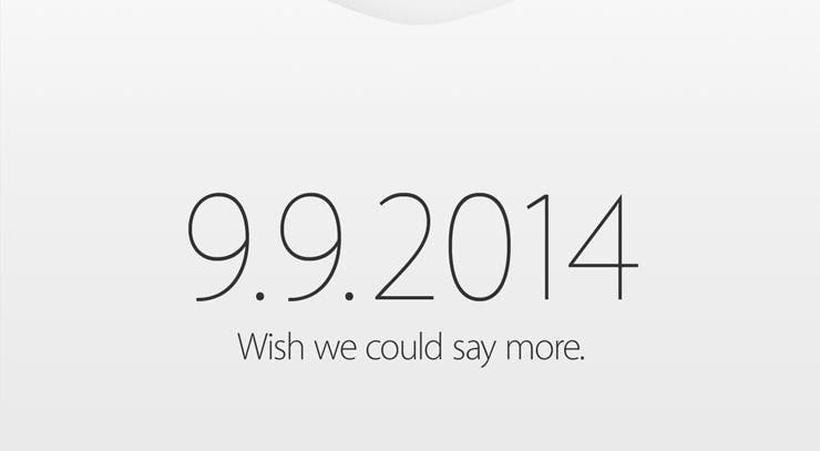 Apple iPhone 6 Event