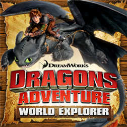Dragons Adventure Logo