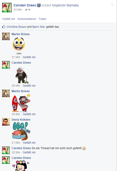 Facebook Kommentar Sticker 03