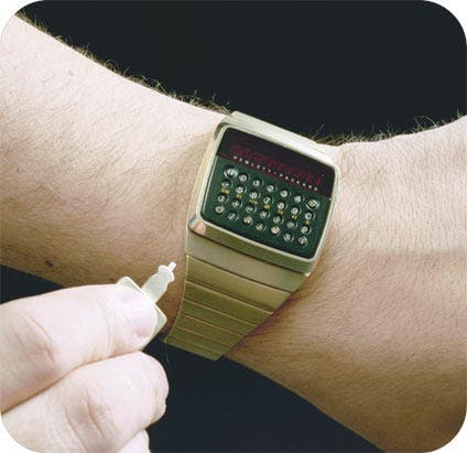HP Ur-Smartwatch