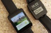 LG G Watch vs Pebble