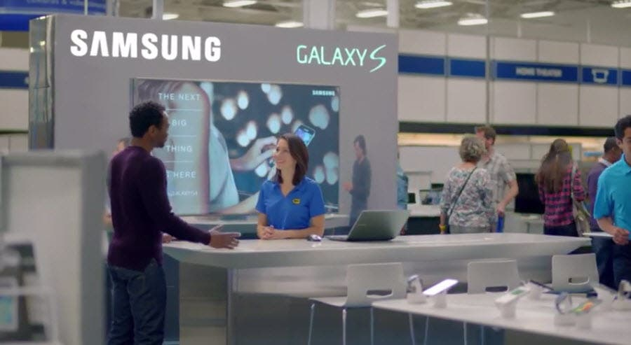 Samsung-Experience-Shop