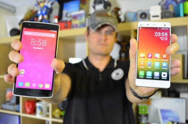 Xiaomi Mi4 vs OnePlus One 11