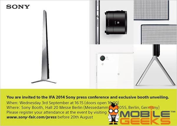 sony-xperia-z3-ifa-2014-invitation