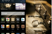 Huawei Ascend Mate 7 - Theme Screenshot